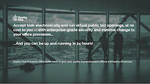Cloud Procurement Secure Bid Locker Preview